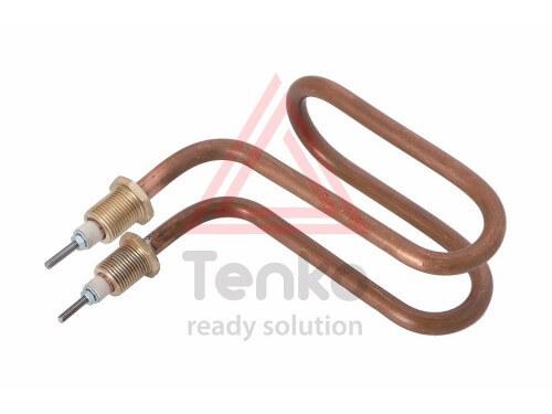 Тэн для Дистилятора ф11 1,5 кВт Медь М18х1,5, гн-гн