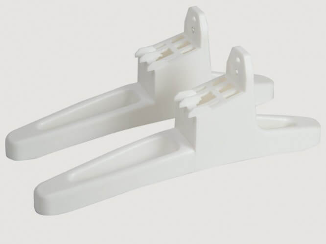 Ножки для конвектора ЕНК, белые
