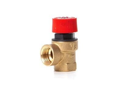 Предохранительный клапан для котлов серий Стандарт, Стандарт Плюс, Премиум, Премиум Плюс ТМ Tenko